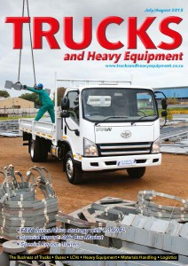 Subscribe to Trucks and Heavy Equipment Newsletter