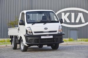 The new KIA K2700 Sebenza