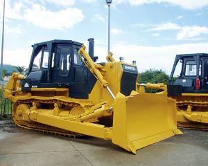 Shantui bulldozer 1