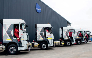 Babcock Transport Solutions support DAF Trucks