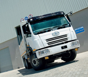 FAW Vehicle Manufacturers SA has further cemented its manufacturing footprint in South Africa and set for local and export growth