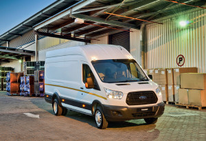 The Ford Transit in the work place