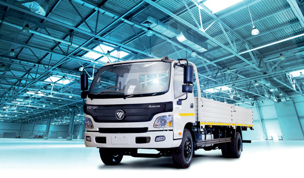 Foton BJ1089 - The trusted 'workaholic' workhorse