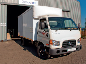 Hyundai HD Trucks