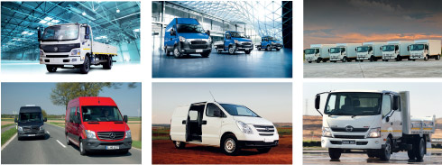 Sales of medium commercial vehicles continue to fall