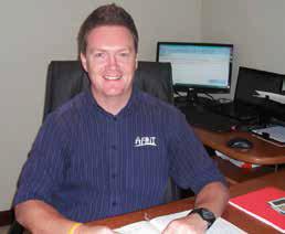 Tjaart van der Walt, AFRIT's Boksburg Branch Manager.