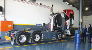 With the well-equipped Volvo and Renault workshop at the truck stop, a technically competent team can attend to minor repairs and incidental service needs - long-haul drivers