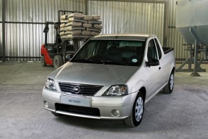 Nissan single cab pickups NP200