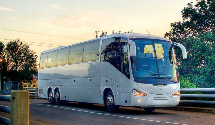 Mercedes-Benz coach