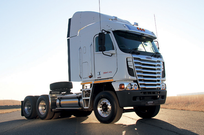 Trucks and heavy equipment digital for Freightliner mercedes benz