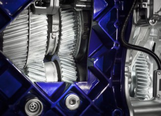 I-Shift with Crawler Gears