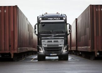Volvo Trucks demonstrates crawler gears