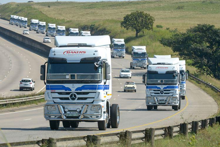 Trucks and heavy equipment digital for Mercedes benz fleet