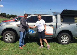 Ford Donates to Improve Helath