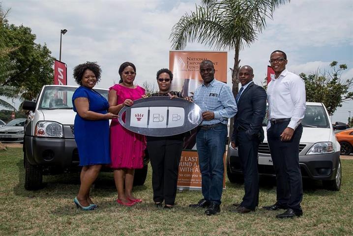 Nissan donates to entrepreneurs