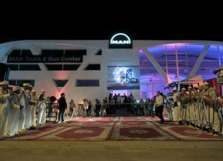 New workshops for Morocco – MAN celebrated the new site in Agadir with a grand opening ceremony