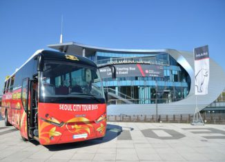 With the MAN Lion's Touring, MAN Truck & Bus is offering a cabriolet single-decker bus for sightseeing tours in Korea