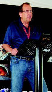 Raimo Lehtiö, Scania SA's new Managing Director.