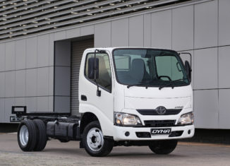 Toyota Dyna Front