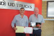 UD Trucks Wins International Award