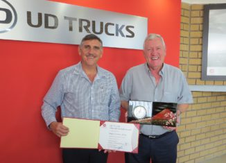 UD Trucks Wins International Award