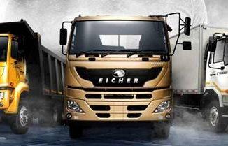 Eicher Trucks Models