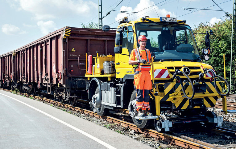 A bump in the road to recovery but Rail Freight remains a concern