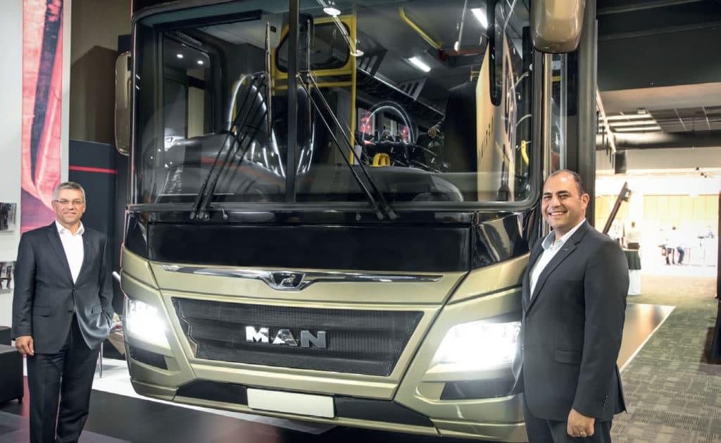 MAN Automotive launches new Lion's Explorer