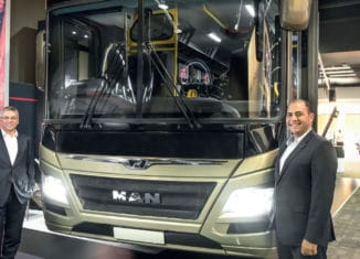 MAN Automotive launches new Lion's Explorer