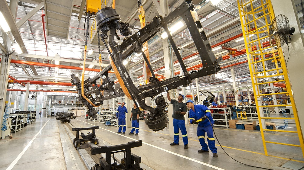 FAW produces 3000th truck