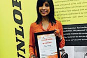 Yvette Govender, Director Marketing and Business Development at Sumitomo Rubber South Africa.
