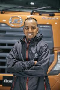local UD Trucks drivers