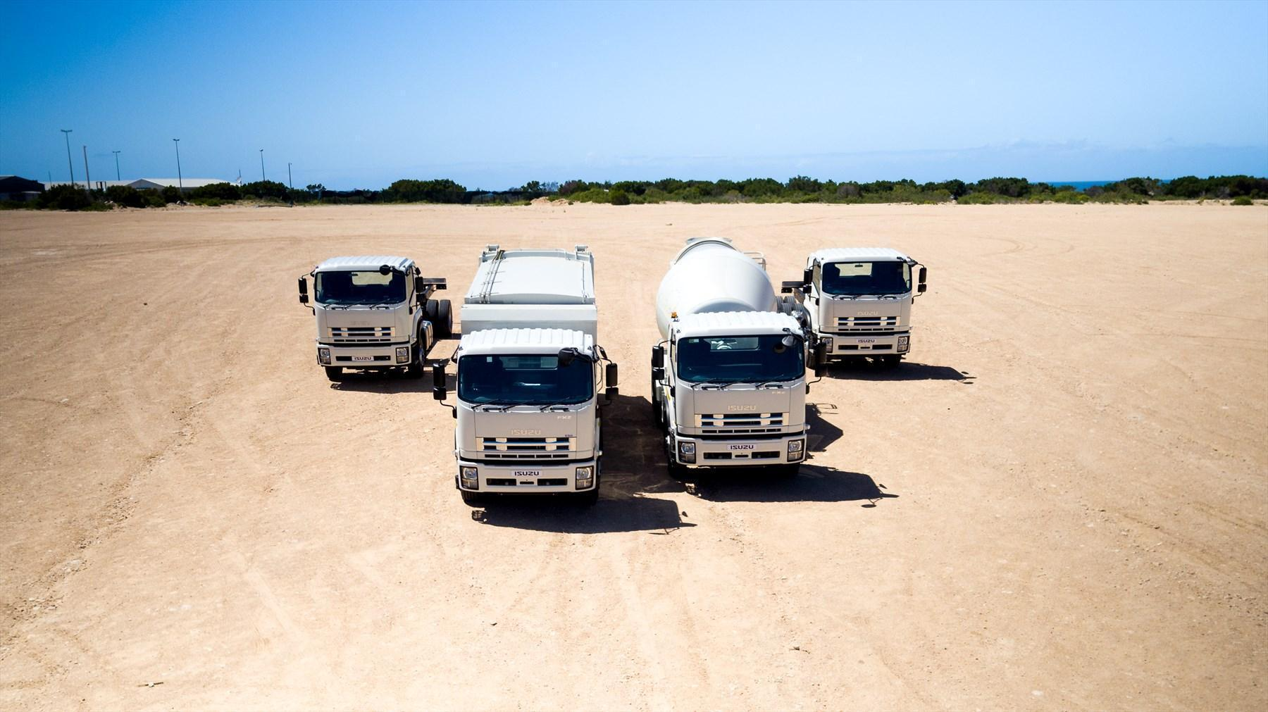 Isuzu sales remain resilient despite difficult trading conditions in 2020