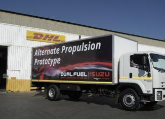 Isuzu Explores Alternate Fuel Solutions for Commercial Vehicles