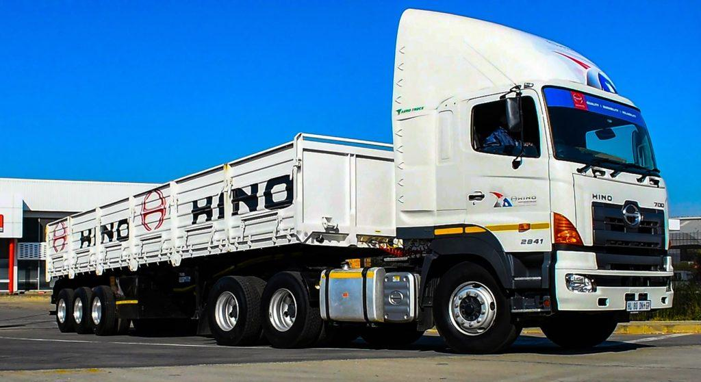 Hino's 50-day promotional roadshow into Africa proves successful