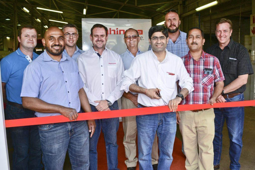 Mahindra supports rapid sales growth with new Special Fitment Centre