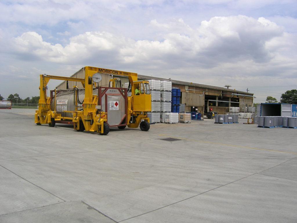 BLT WORLD - Mobicon for safe handling of hazardous substances pic 2