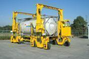 BLT WORLD - Mobicon mobile container handler - safe handling of hazardous materials