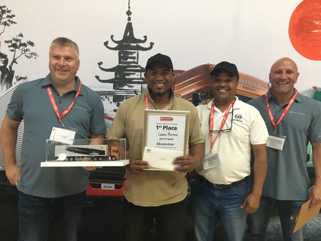UD Trucks Extra Mile Challenge