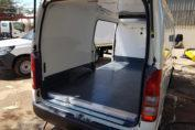 Serco Keeping It Fresh with Insulated Panel Van