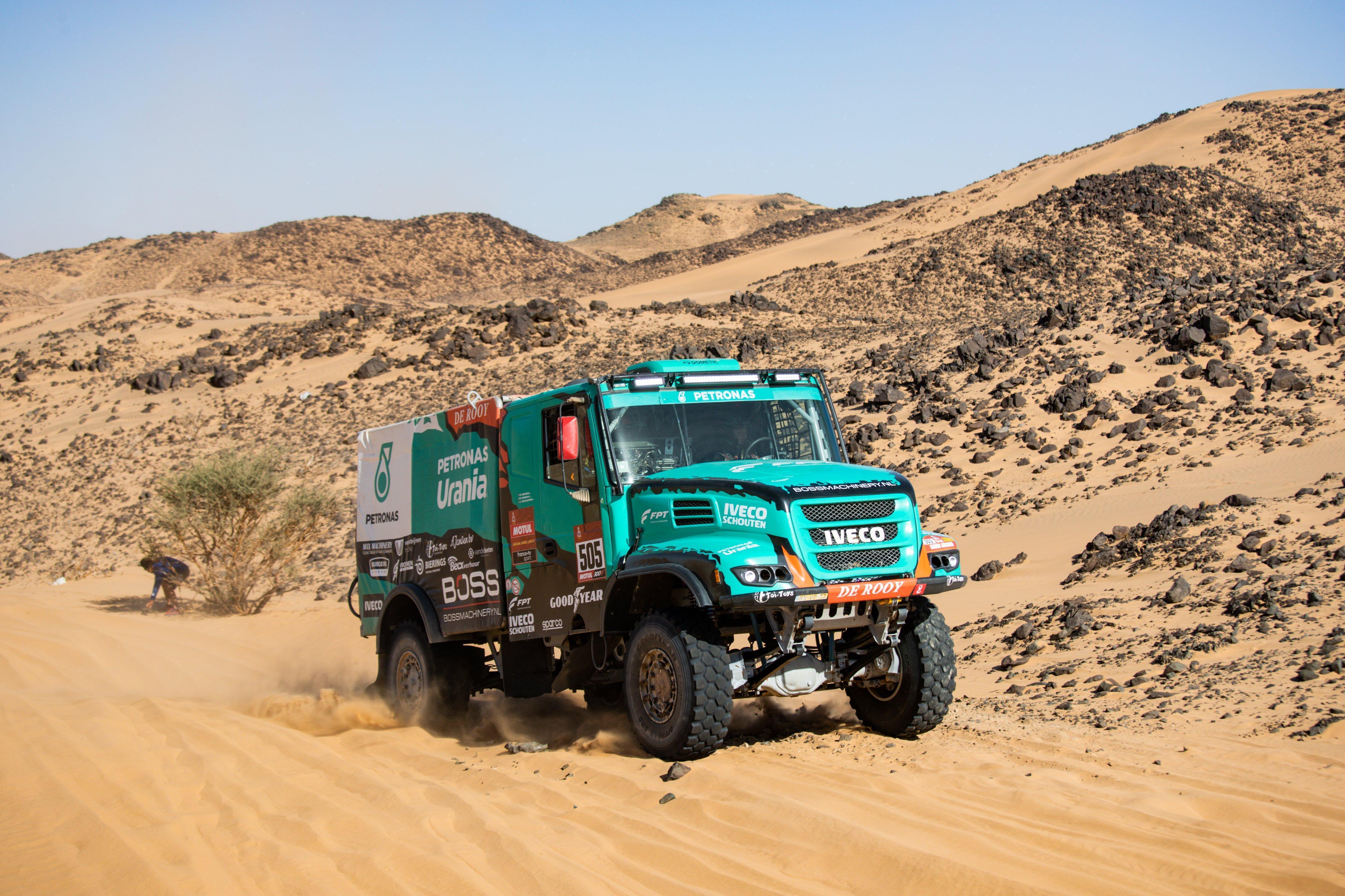 IVECO Dakar