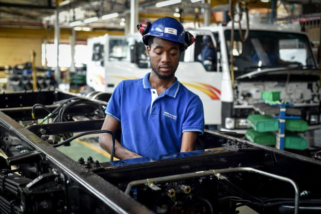 Attachment Details Image3_Judas-Tlou-Kobo-assembling-a-truck-at-the-Tata-Motors-plan-in-Rosslyn-in-Pretoria
