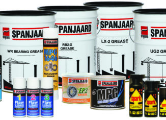 BMG's Spanjaard lubricants, oils and greases for efficient lubrication