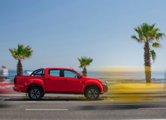Isuzu Adds Five New Automatic Models Added to the Range