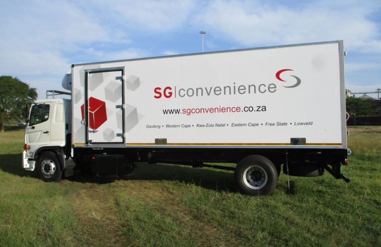 Serco supplying trucks for Super Group Convenience fleet replacement