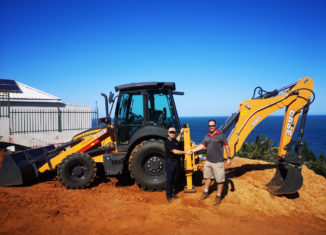 Imvusa Projects invests in CASE 580T backhoe loader for challenging projects