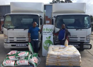 Isuzu Trucks Lighten the Load for NPO