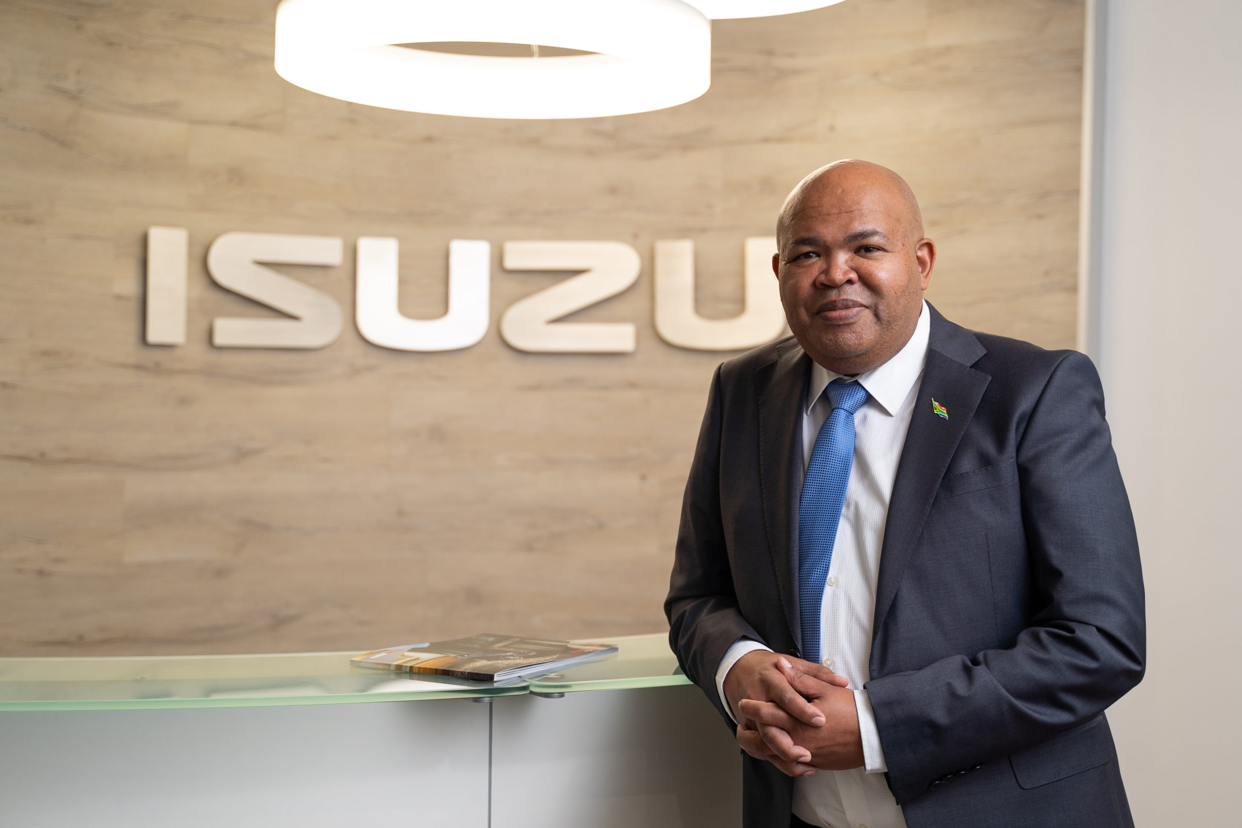 New Managing Director and CEO for Isuzu Motors South Africa