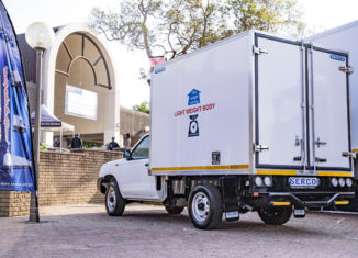 Serco design and build special vehicles for online deliveries