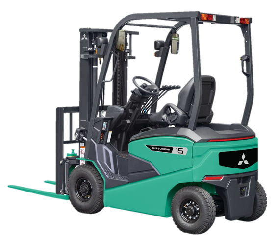 Masslift Africa announced the launch and arrival of the new Counterbalance Electric (FBCB) forklift truck series in August 2020.